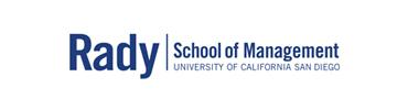 Rady UC San Diego School of Management logo